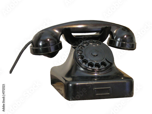 altes telefon stockfotos und lizenzfreie bilder auf bild 1712123. Black Bedroom Furniture Sets. Home Design Ideas