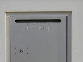 us mail slot