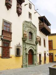 columbus' house