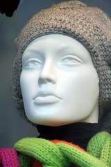 visage d'hiver