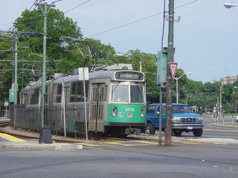 boston mbta subway
