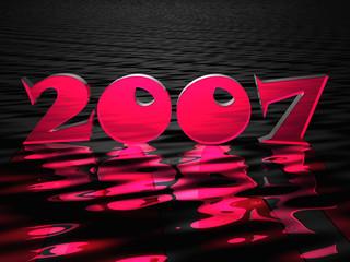 2007 new year