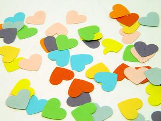 color shape paper