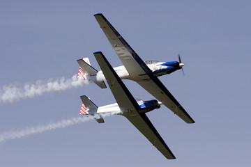 blu voltige airshow #7