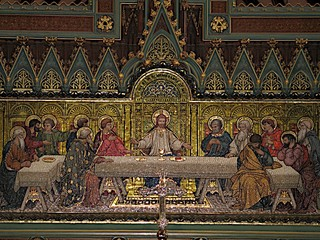 high altar,chester cathedral