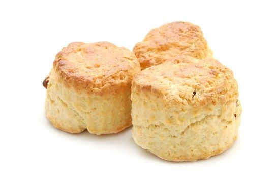 fresh scones