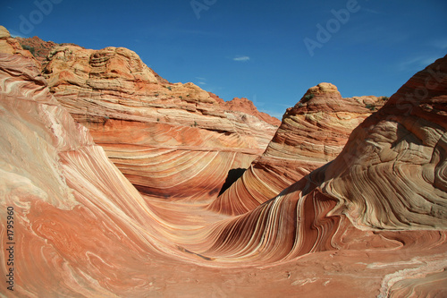 Sandstone Waves and Pool, Vermillion Cliffs, Arizona скачать