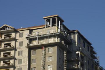 penthouse under construction