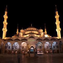 mezquita azul, turquia