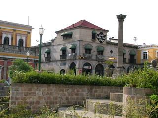 place de quetzaltenango