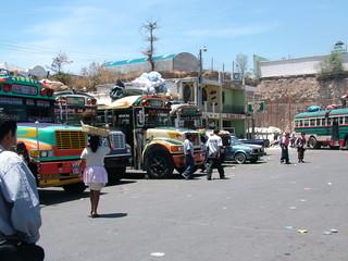 bus guatémaltéques