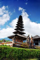 temple of ulun danu in bedugul
