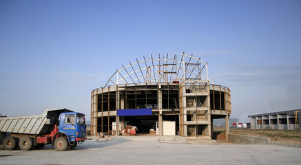 building a supermarket