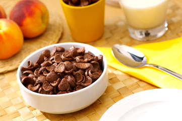 chocolate chips for breakfast