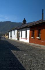 cobble stone street antigua guatemala