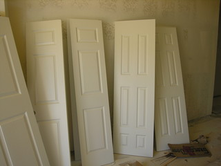doors to be hung