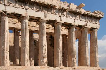 athens landmarks - parthenon