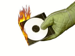 cd - hot music