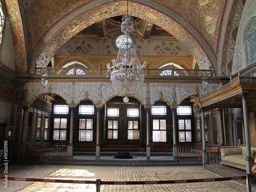 Дворец Топкапы в Стамбуле фото видео парк гарем