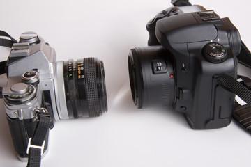 camera face-off