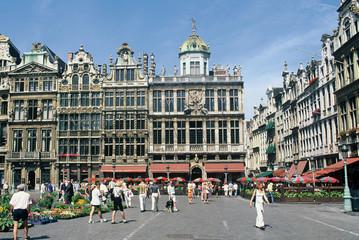 Keuken foto achterwand Brussel bruxelles grand place