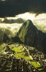 machu-picchu city in peru