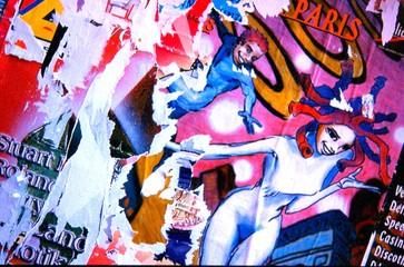 paris abstrait et futuriste
