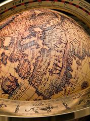olde world globe