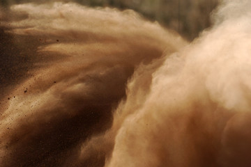 rally dust