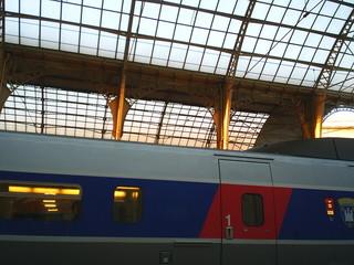 voyage gare