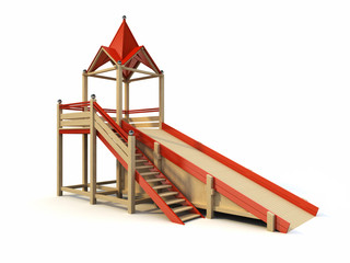 children's chute