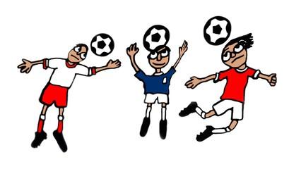 football athletics/players/team playing