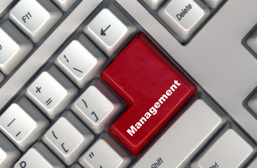 keyboard with -management- button