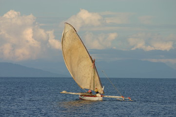 bateau traditionnel madagascar