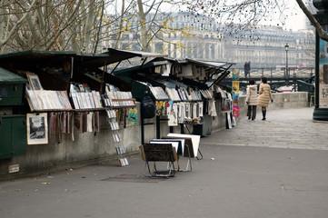 bouquiniste parisien