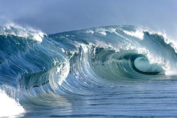 Papiers peints Eau perfect wave