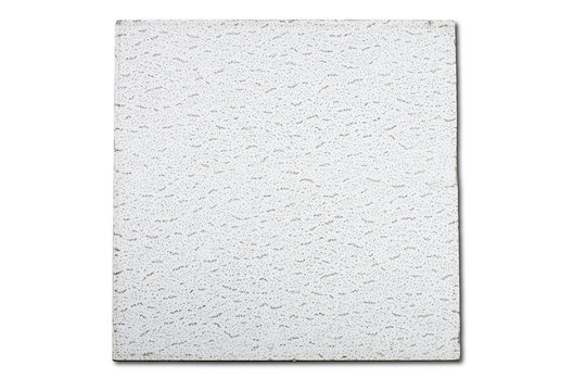 tile of cellulose ceiling