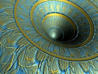 vortex, background.