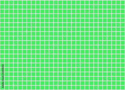 fliesen gr n tile green stockfotos und lizenzfreie bilder auf bild 2058312. Black Bedroom Furniture Sets. Home Design Ideas
