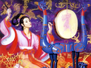 chinese classcial drawing