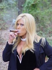 smoke that cigar