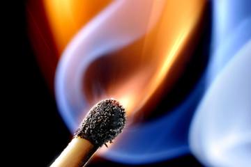 streichholz-brennen