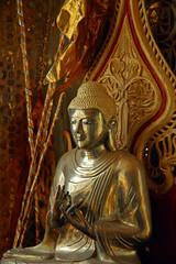 myanmar, pindaya: 8000 buddha's cave