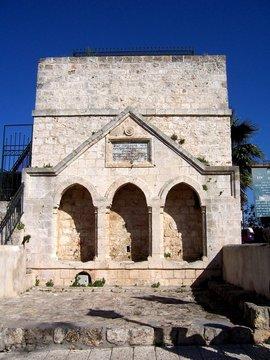 ancient  shaft