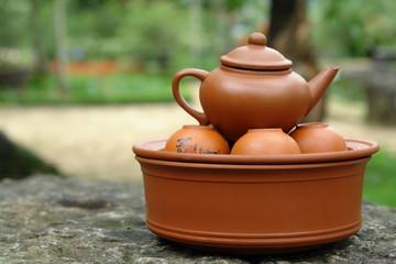 asian pottery