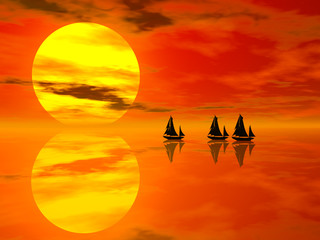 in quest of paradises