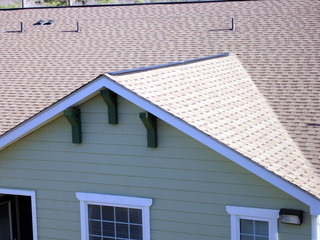 eave of roof