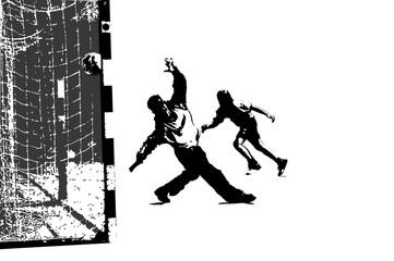 tor - handballdynamik