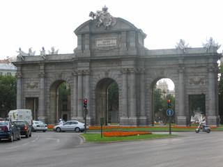 arch de triumph madrid