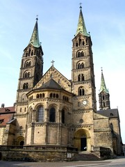 bamberger dom / bamberg cathedral